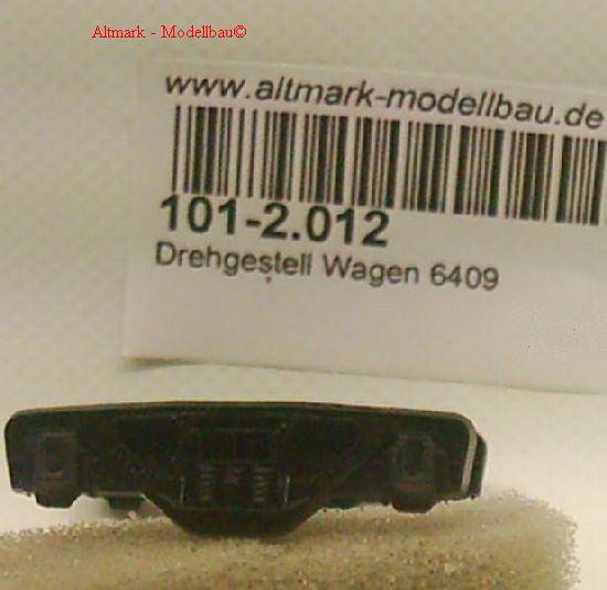 Drehgestell Wagen 6409 bei Hobby-Modellbau & Pension